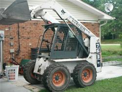 Bobcat Work